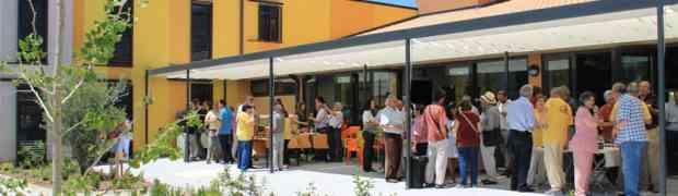 La inauguración de Trabensol en el blog eCOHOUSING
