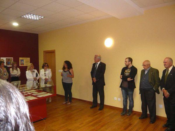 Exposición memoria histórica en Torremocha de Jarama