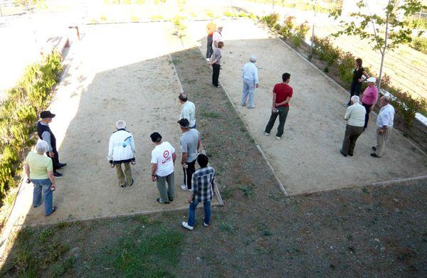 Campeonato de Petanca Trabensol