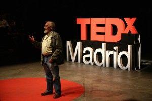 Jaime Moreno en TEDxMadrid, 2014