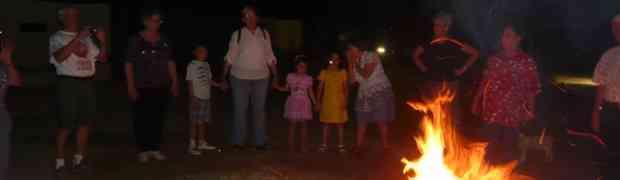 Fiestas de San Juan en Trabensol